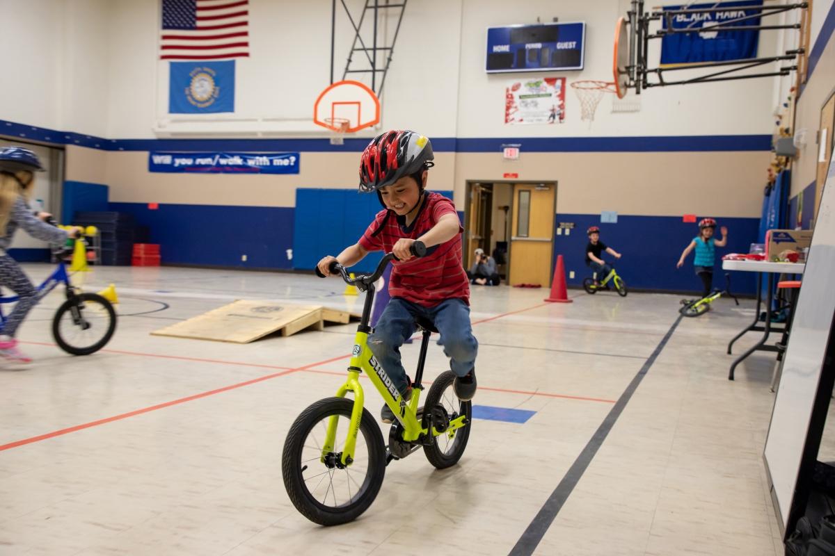 New All Kids Bike Campaign to Provide Free Bikes
