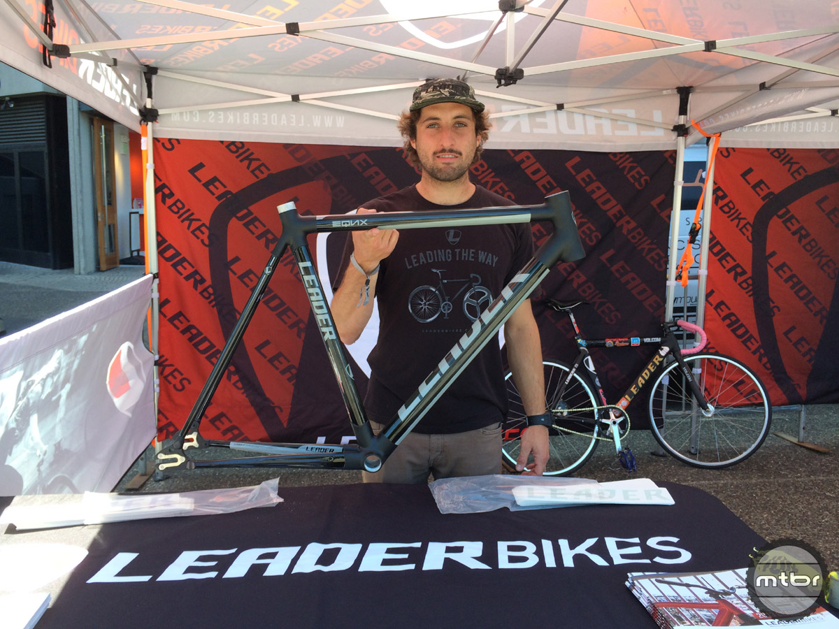 Alex from Leader Bikes - EQNX