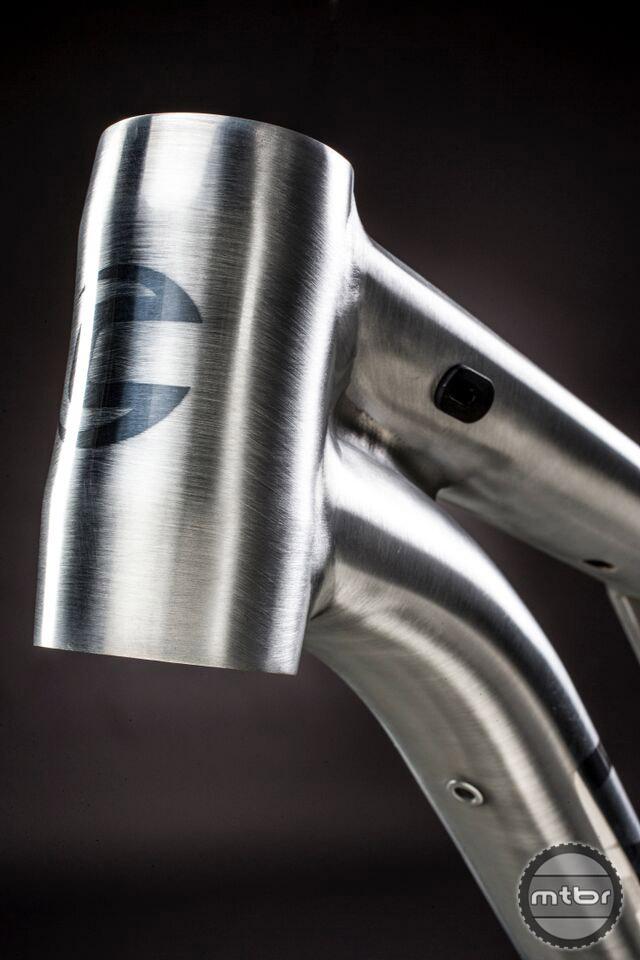 Cannondale Habit - alloy headtube