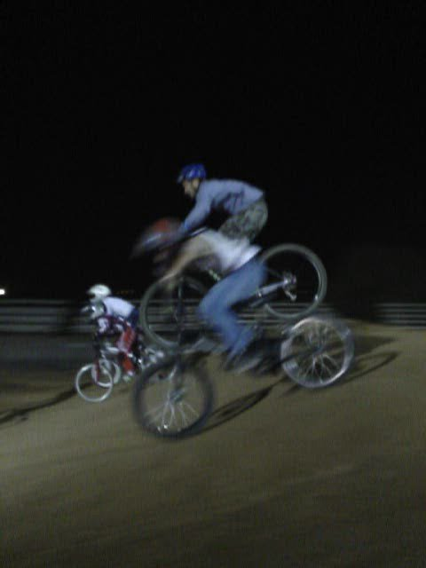 4X racing at Estrella Mtn BMX-alone-second-last.jpg