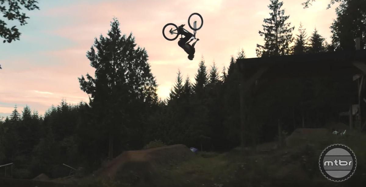 Along For the Ride with Brandon Semenuk