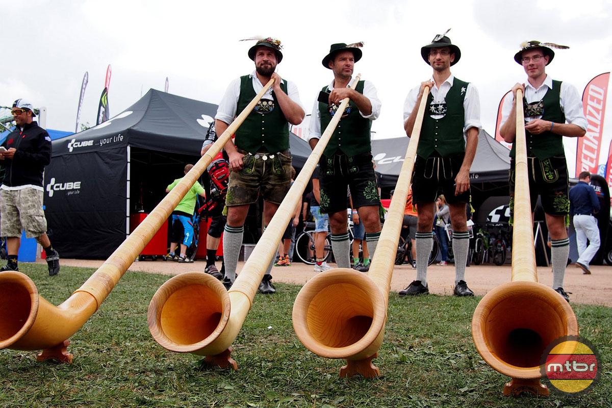 Alphorn Players