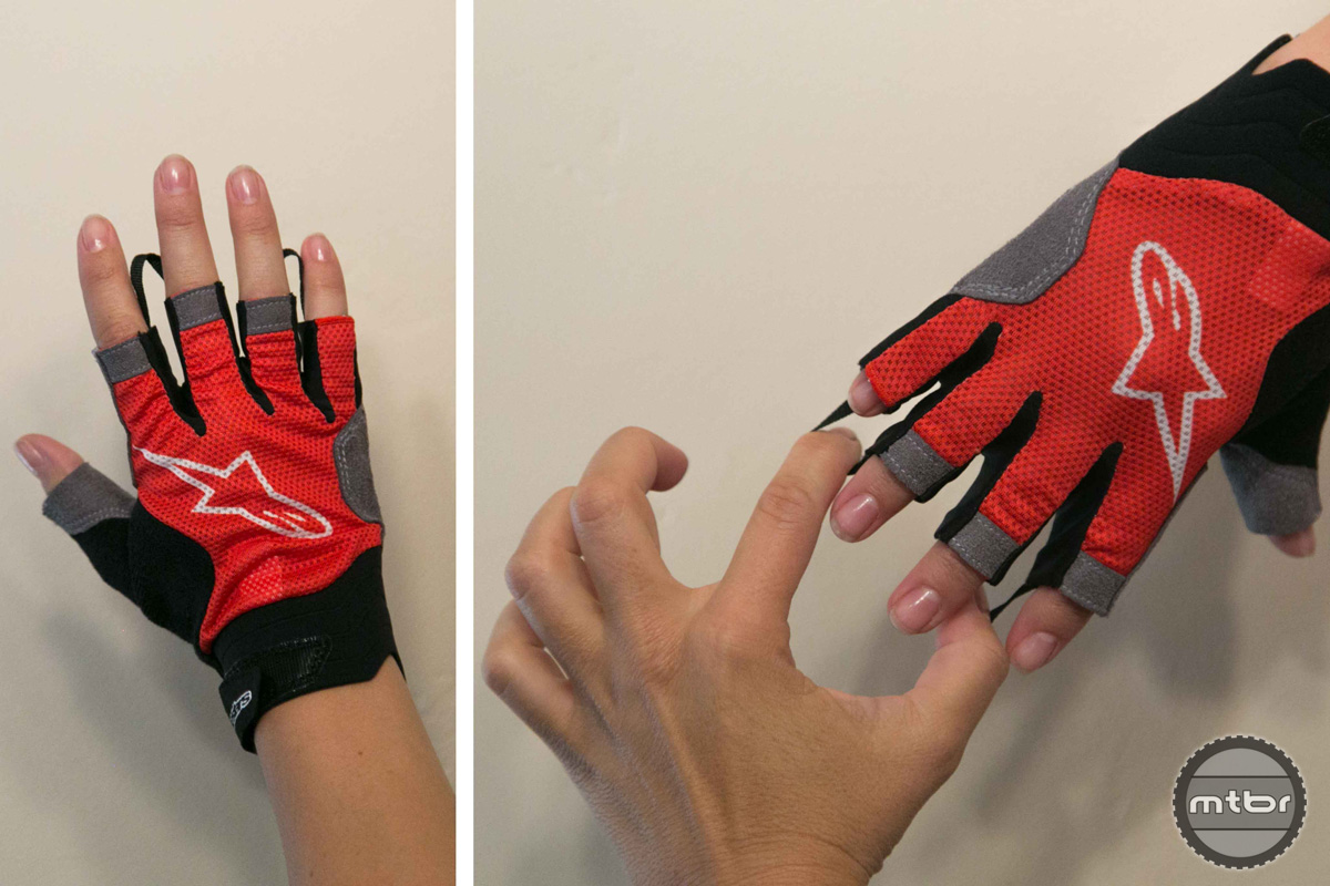 Alpinestars Fingerless Gloves