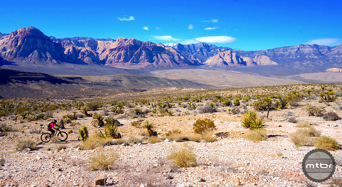 It's no doubt the public lands surrounding Vegas boast amazing views.