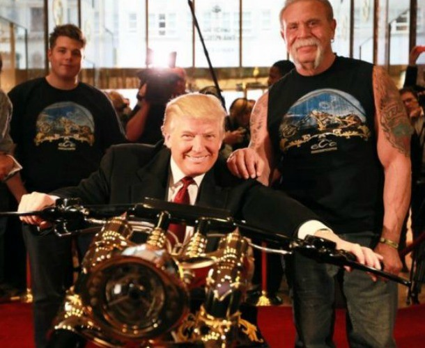 """the real question is who will buy it""-american-choppers-gifts-donald-trump-custom-gold-bike_6.jpg"