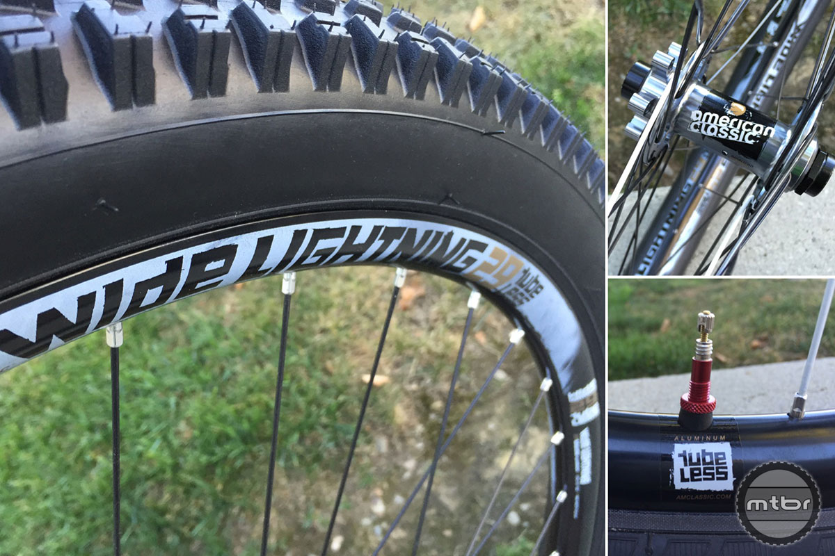 In the queue a look at what s new in mtbr s review hopper for New american classic