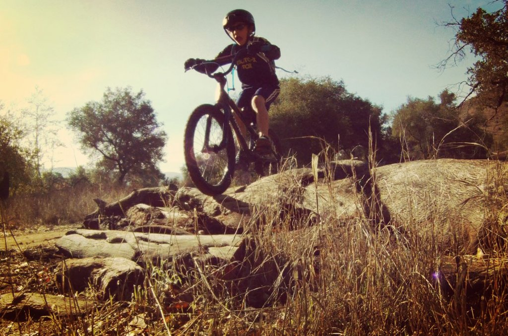 Kid's Mountain or Road Bike Ride Picture Thread-andre_logs_2.jpg