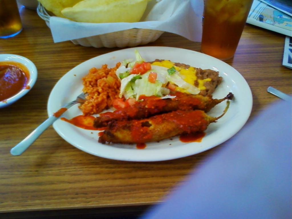 Best Mexican restaurant in Arvada, Wheatridge, Golden area- Mtbr.com