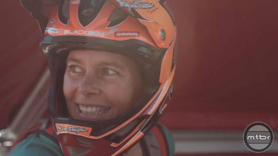 Anka Martin's infectious smile and zest for riding is inspiring.