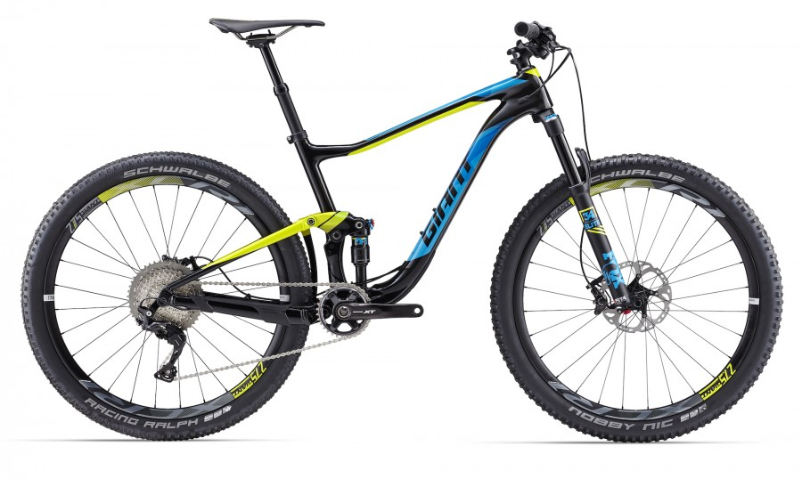Rear travel on the XC oriented Anthem has been boosted by 10mm.