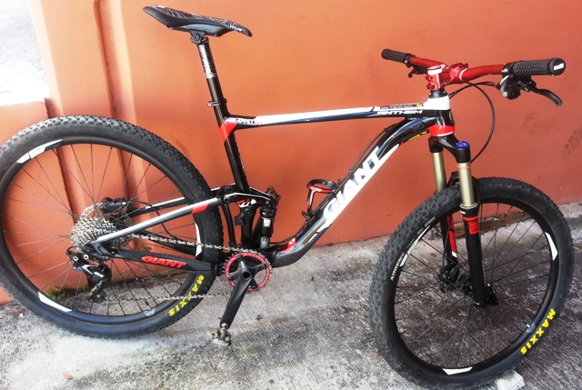 2014 Giant Anthem 27.5 with 120mm fork......Thoughts?-anthem3.jpg