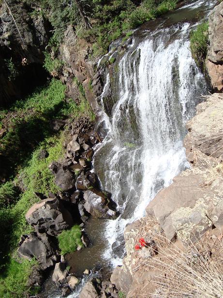 Big Lake, Thompson Trail-apache-waterfall-mtbr.jpg