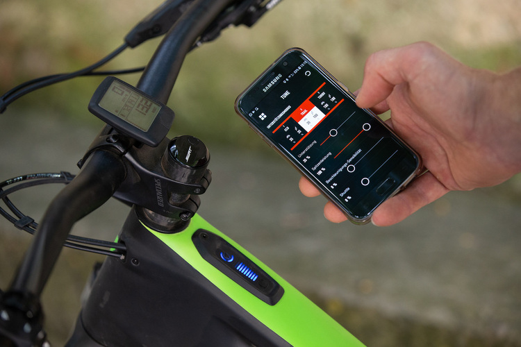 To get the most out of your ebike battery, use e-mtb mode or configure your motor settings to have a similar mode that uses the entire motor capacity.