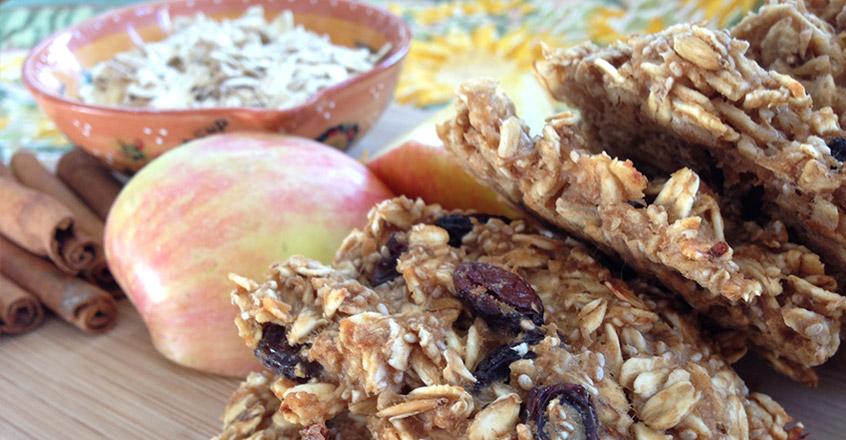 Vegetarian / Vegan / Raw recipes & chat-apple-oatmeal-cookies.jpg