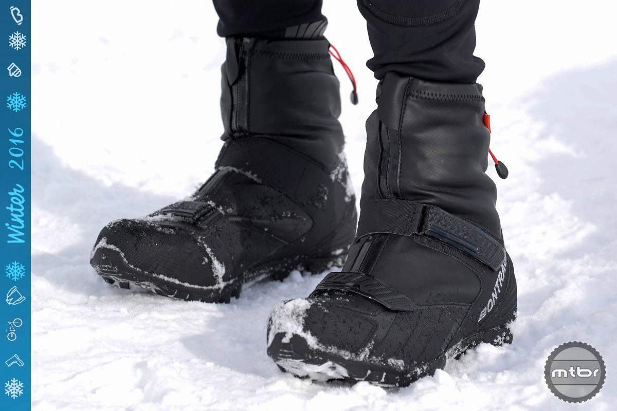 Bontrager Old Man Winter Shoes