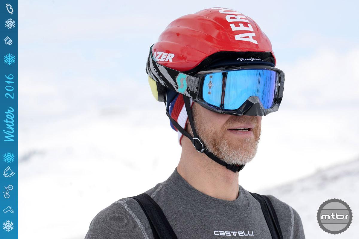 Lazer Z1 Helmet with Aeroshell