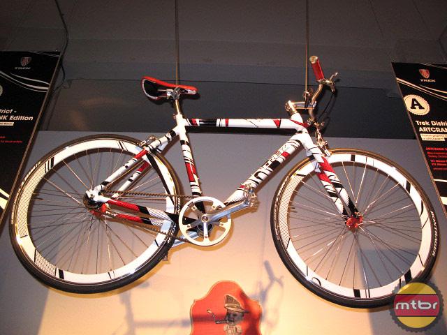 ARTCRANK Edition Trek District Bike