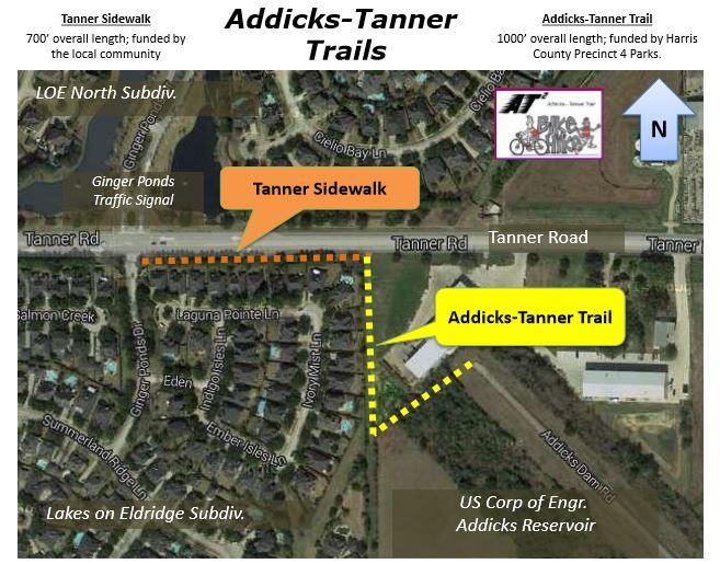 Houston: Add'cks-Tanner Trail Project Update-map-feb-2017.jpg