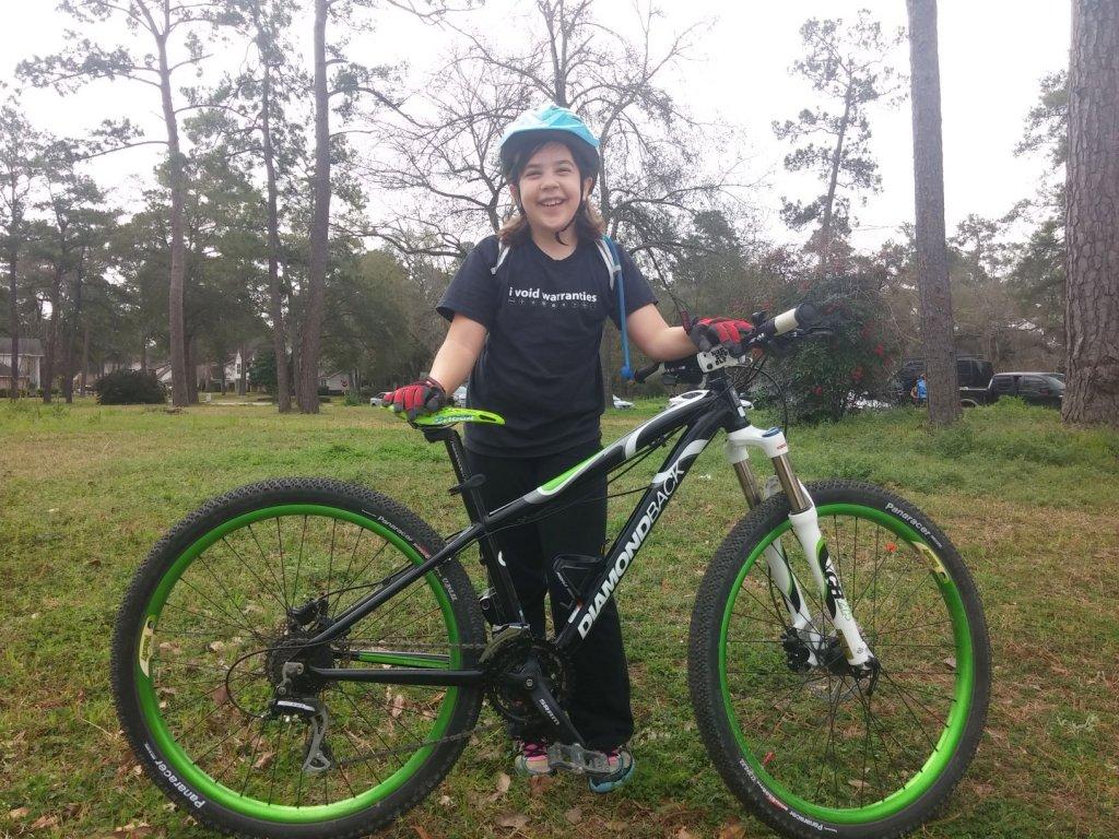 My 9 yr old mountain biker!-august-her-bike.jpg