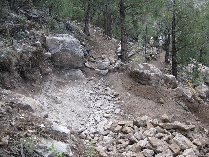 Tips for building switchbacks on steep sidehills-aztrail-38.jpg