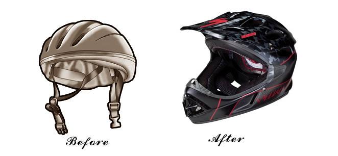 anyone paint their helmets?-b-helmet.jpg