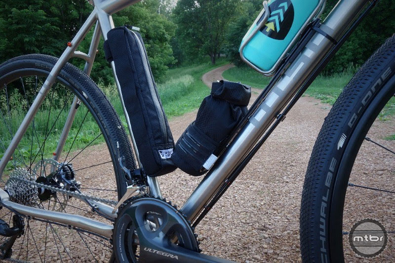Wolf Tooth's Roll-Top and Pump Bags