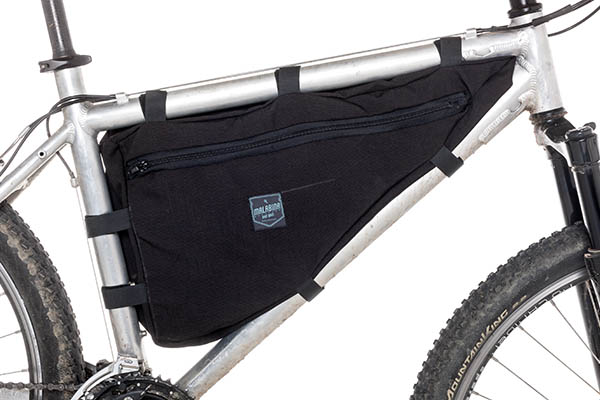 How to sew a frame bag. Long and pic heavy.- Mtbr.com