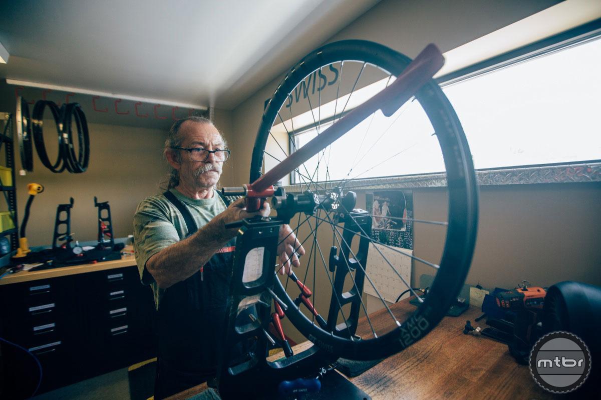 Understanding the DT Swiss MTB wheel line-up