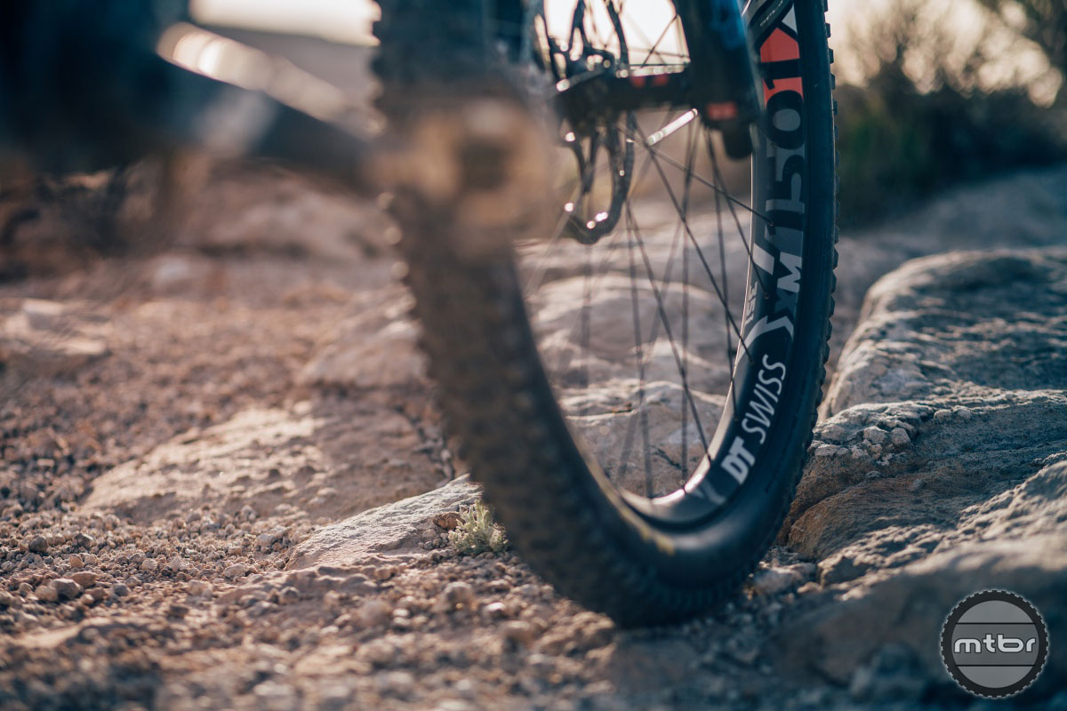 Understanding the DT Swiss MTB wheel line-up