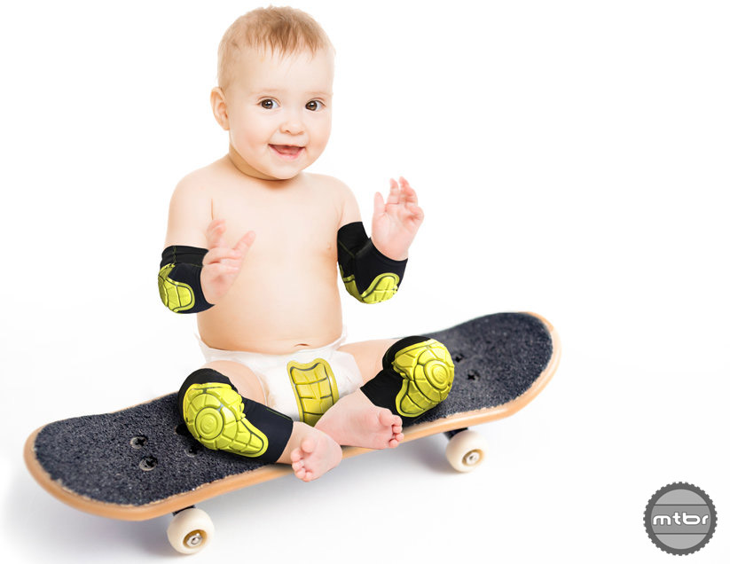 Skateboarding can now be started at a much earlier stage.