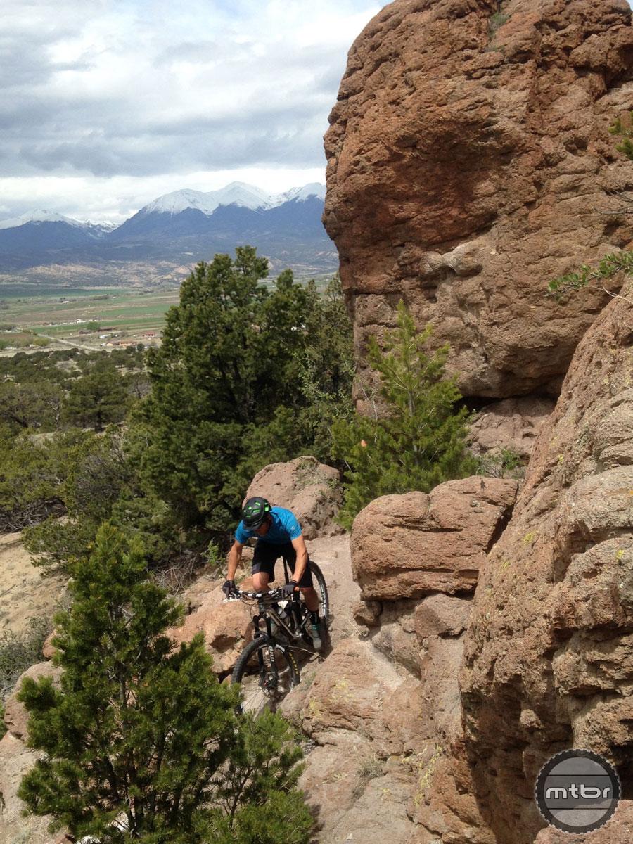 Trail Report: Salida, Colorado