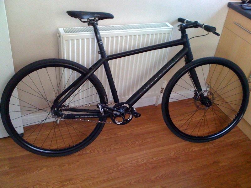 0d6c5520bbe Post Your Bad Boy! cannondale bad boy 2010 hybrid bike