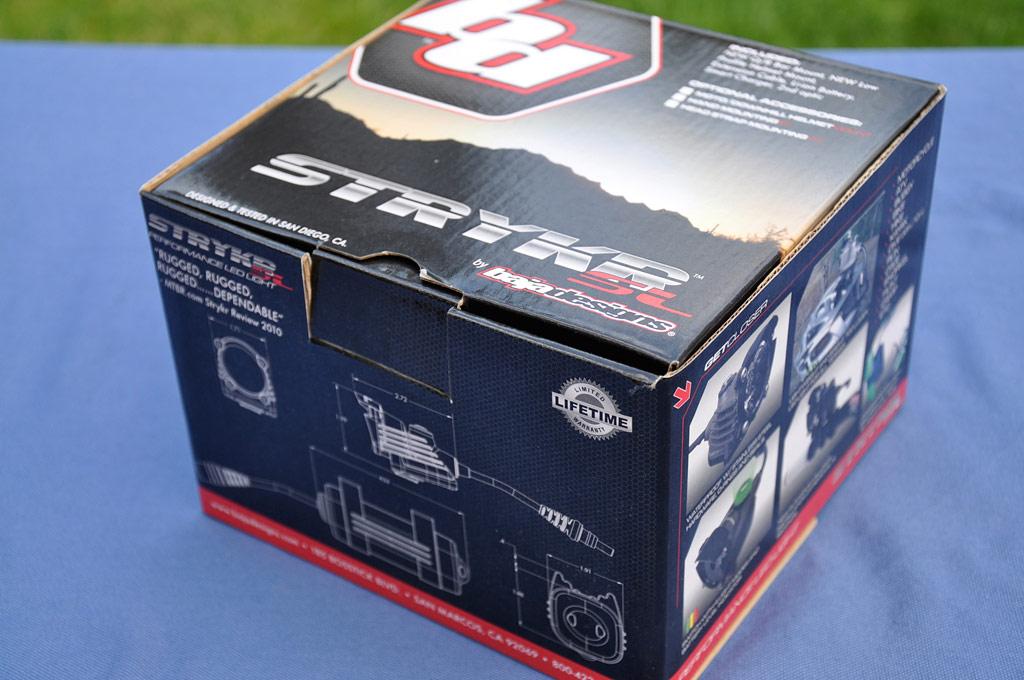 Baja Designs Strykr SL