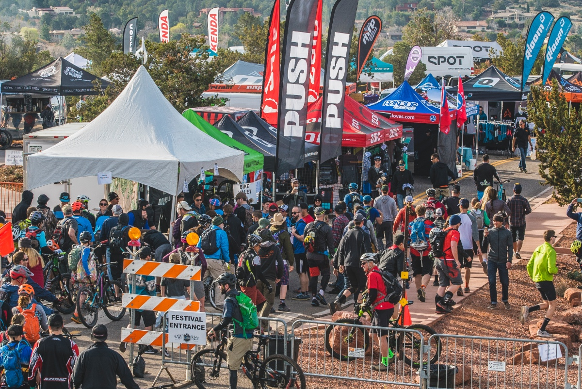 10 reasons you need to go to Sedona Mountain Bike Festival ...