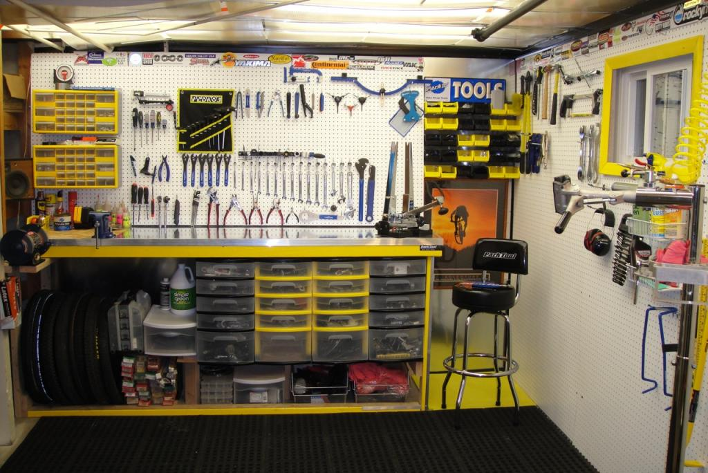 Marvelous Tool Storage   What Do You Use For Your Bike Shop/garage? Bandyshop