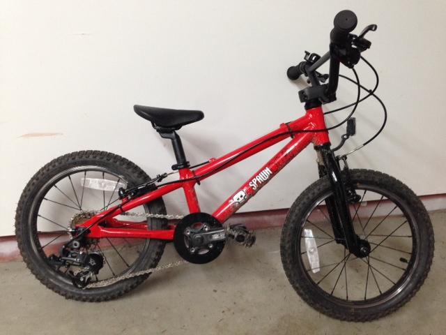 "Review of the Spawn Cycles Banshee (16"" wheeled bike)-banshee.jpg"