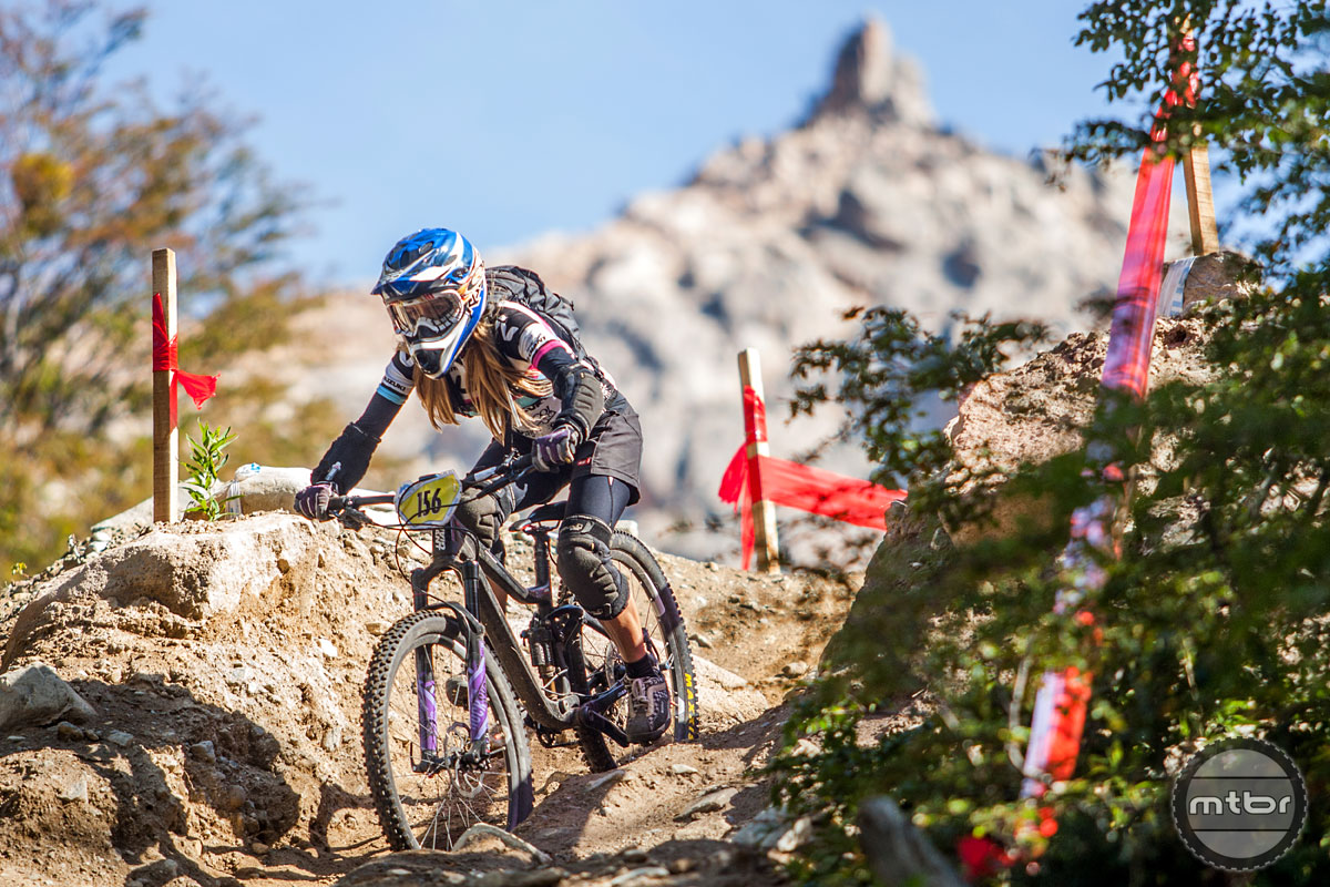 Round 2, April 2nd and 3rd in Bariloche, Argentina. Photo courtesy of Enduro World Series