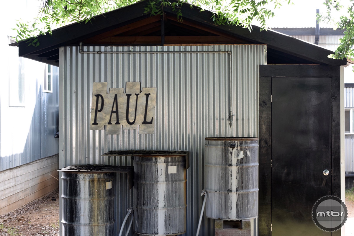 Paul Component Engineering operates out of an old Texaco warehouse in Chico, Calif.