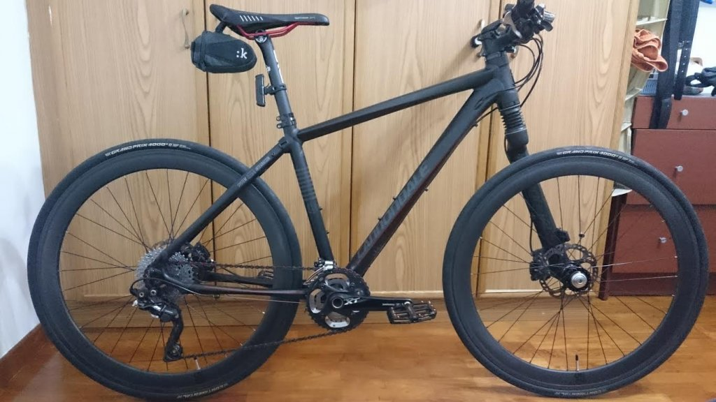 Forum boy cannondale bad Converting my