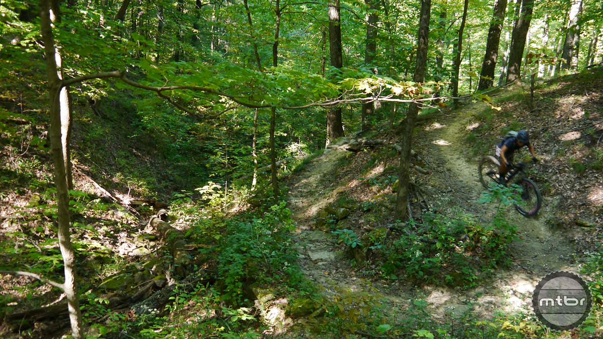 If you have never ridden a trail system designed around mountain biking, do yourself a favor, and visit Brown County.