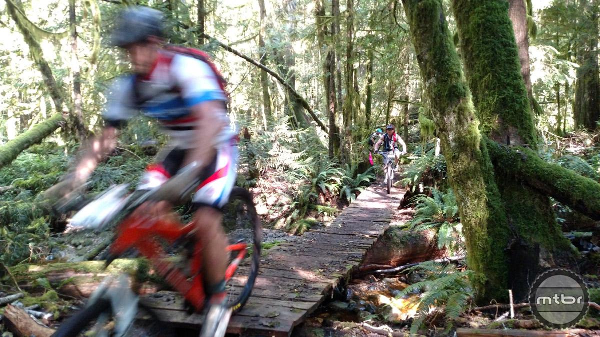BC Bike Race - Racer's Diary