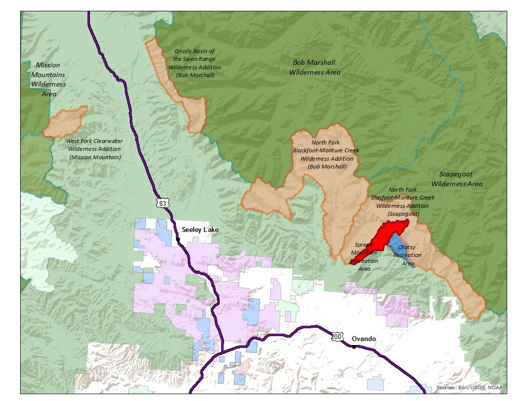 Montana Wilderness Bill preserves mountain bike access
