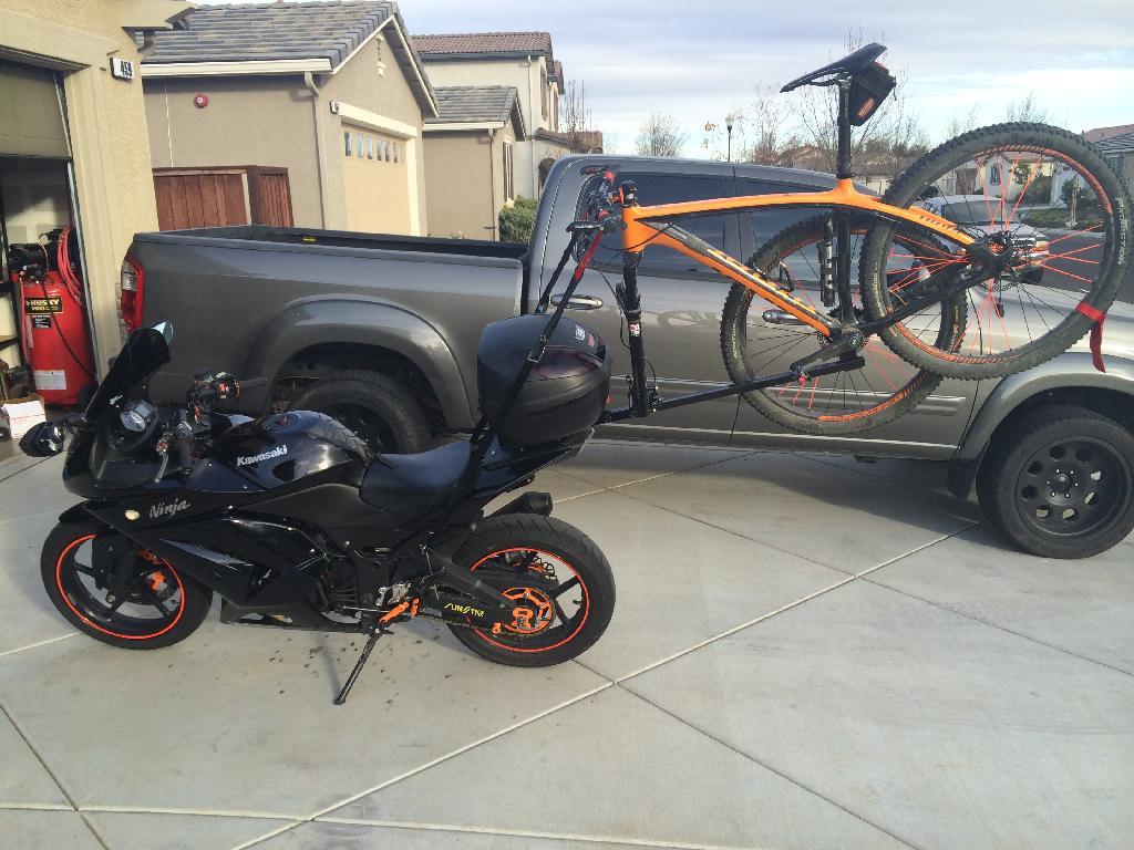 Motorcycle Bicycle Rack Bicycle Bike Review