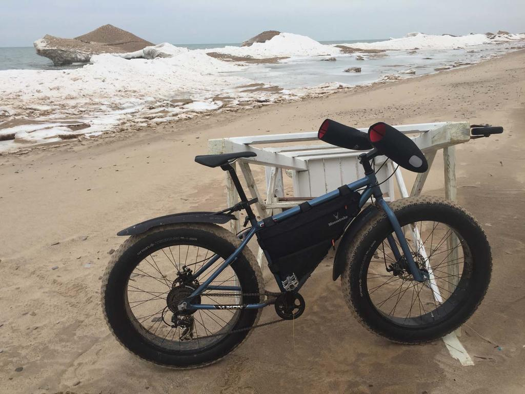 If I want to ride on the beach, what tire pressure should I use?-beach-ride-january-2018.jpg