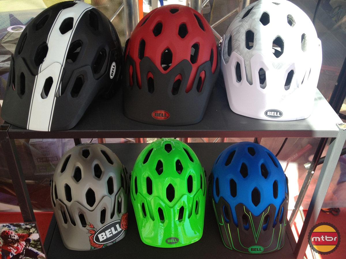 Bell Super Helmets