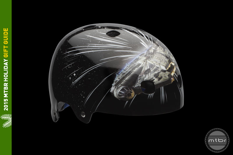 Bell Segment Jr. Kid's Helmet - Millennium Falcon Limited Edition