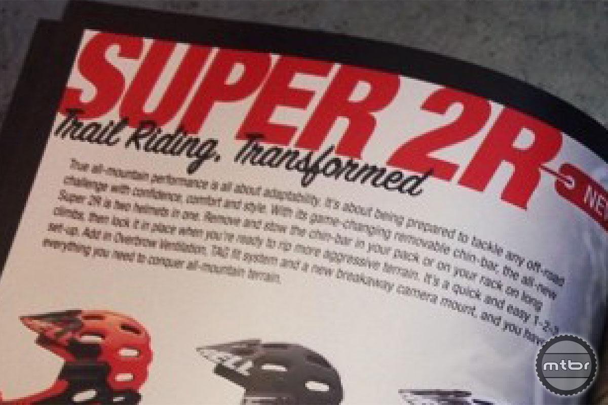 Bell Super 2R Copy Mag