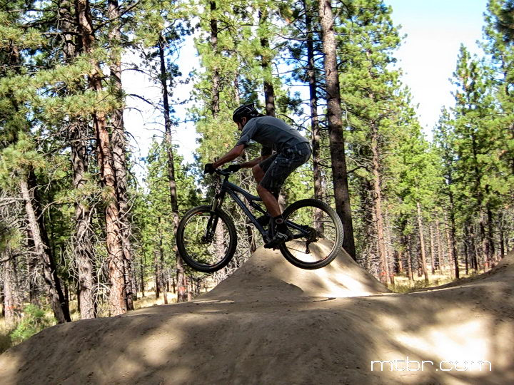 Aaron airing it out