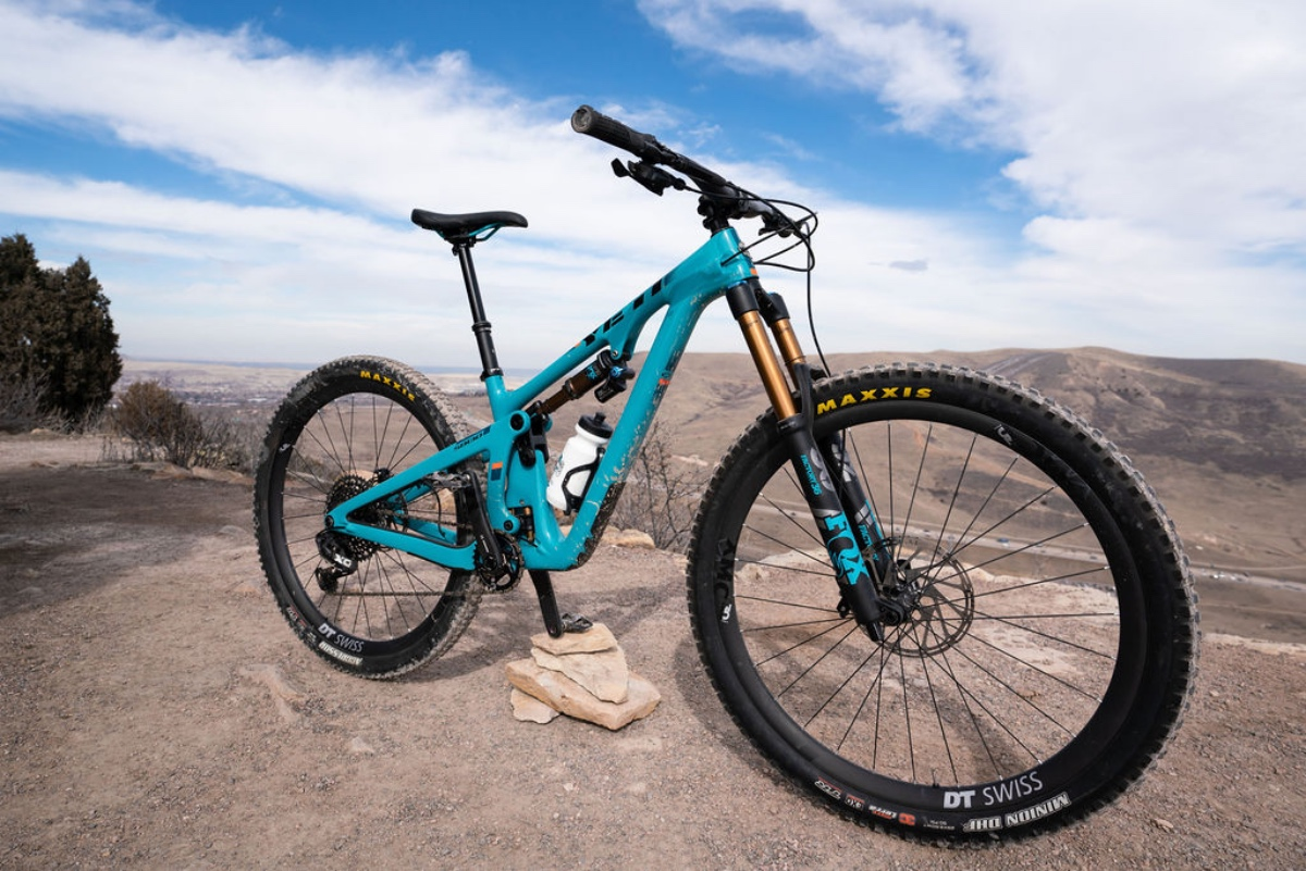 Yeti SB130 Lunch Ride