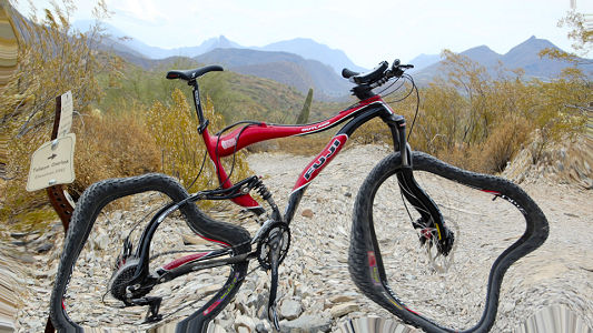 Rode my Fuji a little too hard pictures-bent2.jpg